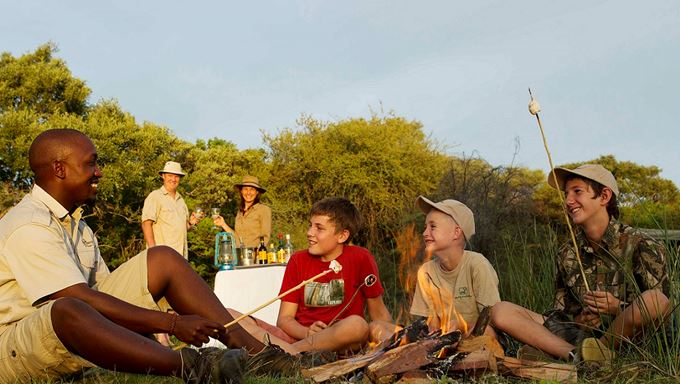 Botswana Young Explorers - toasting marshmallows - Ker and Downey.jpg