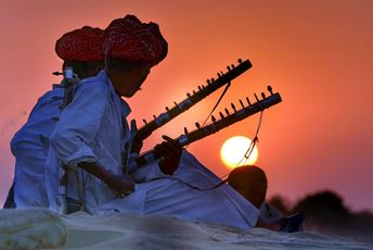Top10 Asia music - Rajastan musical instruments.jpg