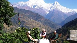 Walking holidays in Pokhara Nepal - The Explorations Company