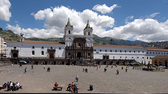 Colonial Quito The Explorations Company