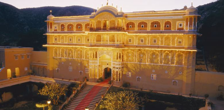 Historic forts and opulent palaces (India) 1.jpg