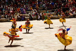 Bhutan - Jakar Festival, fantastic mountains for photography.jpg