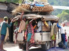 Highlights - Africa - Madagascar - Its people 1 Mad vehicle.JPG