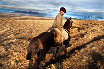 Guacho Horse riding - Patagonia - Chile.jpg