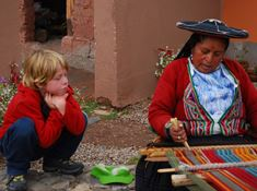 Highlights - Peru Family Holidays - Sacred Valley - Child and weaver bkgnd.jpg