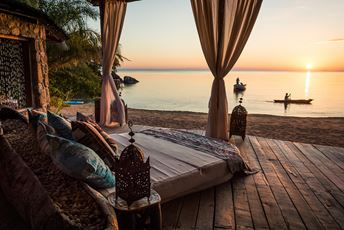 Lake Malawi - Kaya Mawa - beach deck.jpg