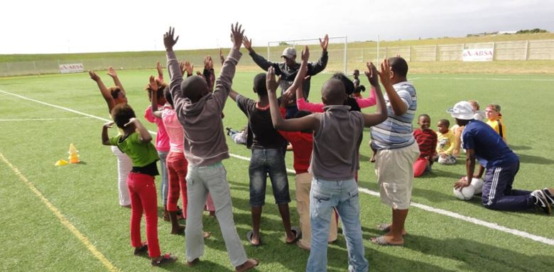 Days 5-7 South Africa- Grootbos - football foundation.jpg