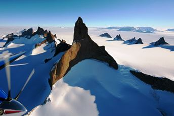Polar Regions - Antarctica - Antarctic Continent - Aerial View on South Pole flight - White Desert.jpg