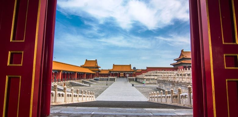 2 China - Privileged access to the Chonghua Palace, located within the Forbidden City. Photo Credit WildChina.jpg