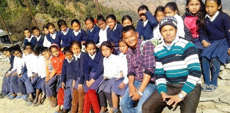 Children Shanta Ram Poudel - Shree Kurlung - 5.jpg