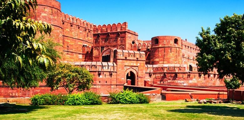 India - Agra - Red Fort Agra - 3.jpg