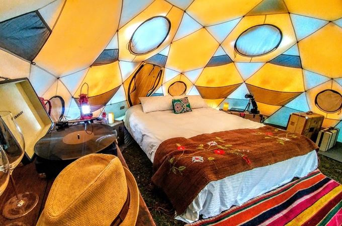 Argentina-Lakes District-San Martin Andes Glamping Bedroom Interior.jpg