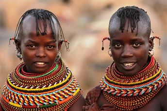 Kenya - Flying Safari -  Turkana Lake - Masia Women.jpg