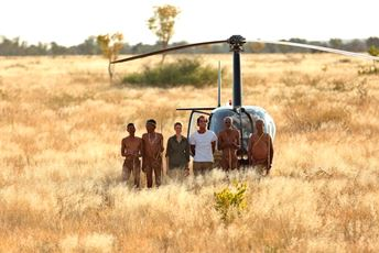 Botswana - Feline Fields Lodge - Helecopter.jpg