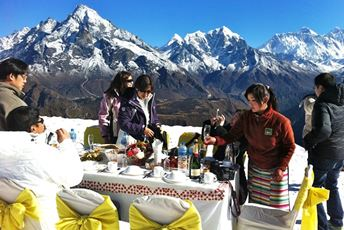 Nepal - Everest - Champagne Breakfast at 18000 feet.jpg
