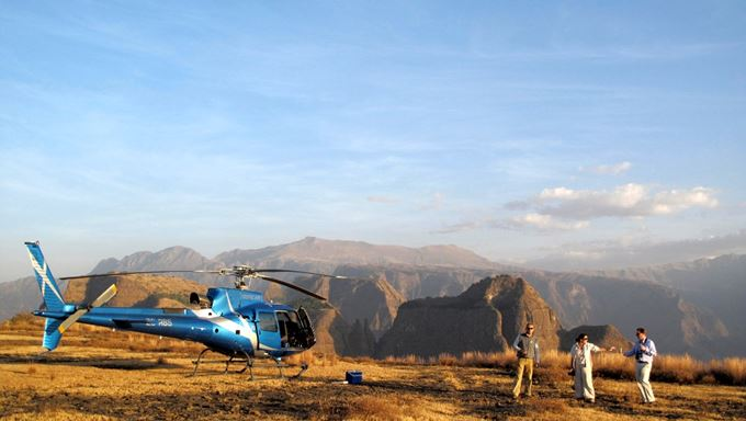 Discover the Top 3 Breathtaking Flying Safaris in Africa