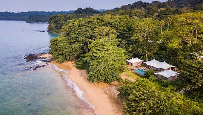 5 Star Luxury In Sao Tome And Principe Explorations Co