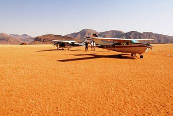 Namibia - Okahirongo Elephant Lodge - Private Fixed wing aircraft.jpg