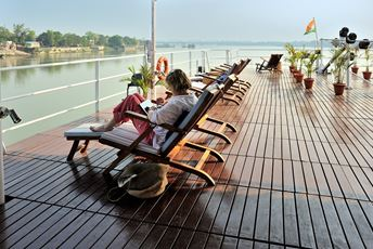 India Ganges Hooghly Cruise - Upper deck.jpg