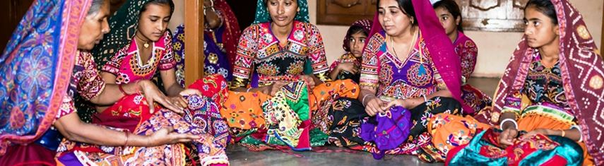 India - SEWA - Handicraft artisans 5.jpg