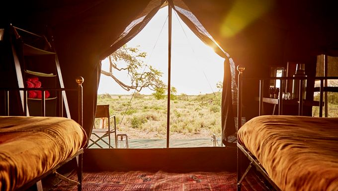 Botswana - Luxury camping - guest tent -  Uncharted Expeditions.jpg